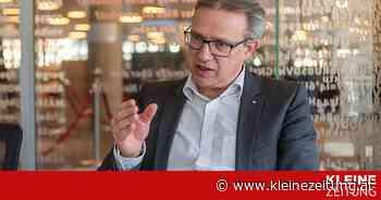 """Spar-Chef Christoph Holzer: """"Der Konsument will nicht belehrt, sondern begeistert werden"""" - Kleine Zeitung"""