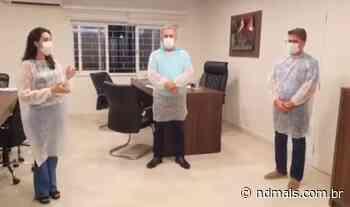 Tijucas confirma primeiro caso positivo de Covid-19 - ND - Notícias