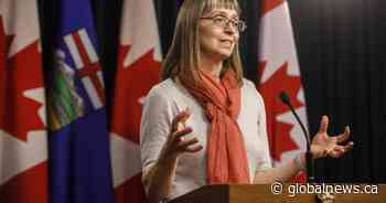 Coronavirus: Chief medical officer of health to offer update on Alberta situation