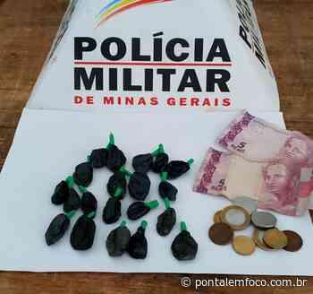 Dupla é detida com papelotes de cocaína em Monte Alegre de Minas - Pontal Emfoco