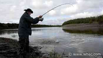 Trout and salmon fishing season begins in April