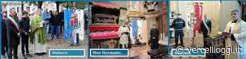 SALASCO, SAN GERMANO, SANTHIA' - Tre Comunità si affidano a Maria, Salute degli Infermi - Sapiente iniziativa pastorale di Don Stefano Bedello, subito accolta dai Sindaci dei tre Comuni - vercellioggi.it/