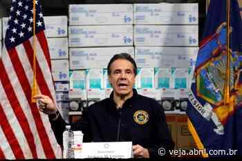 Governador de NY cobra Casa Branca por recursos: 'Escolham quem morre' - VEJA.com