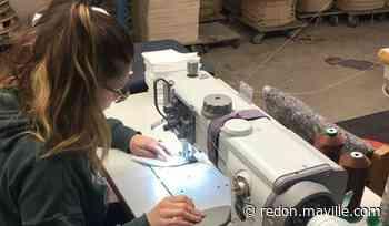 Le Rheu - Coronavirus. Perrouin, le fabricant de meubles, coud aussi des masques - maville.com