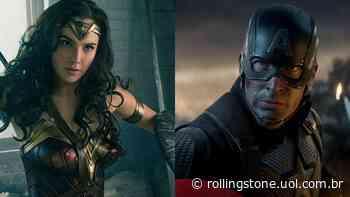 Mulher Maravilha tem romance com Capitão América e derrota Thanos em edição perfeita; assista ao vídeo - Rolling Stone Brasil