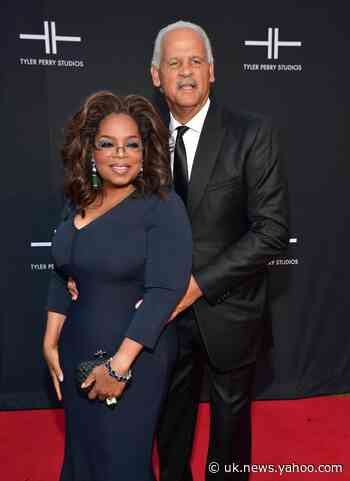 Oprah Explains Why Stedman Is Self-Quarantining In The Guesthouse