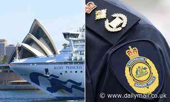 Australian Border Force let Ruby Princess cruise passengers to disembark in Sydney amid coronavirus