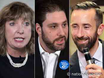 Trio of Conservative leadership candidates jointly call for vote to be delayed due to COVID-19 outbreak