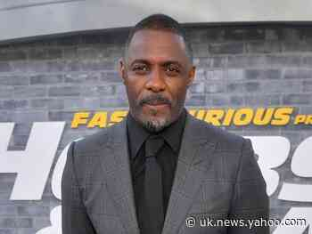 Coronavirus: Idris Elba slams conspiracy theory that stars have been paid to say they have illness