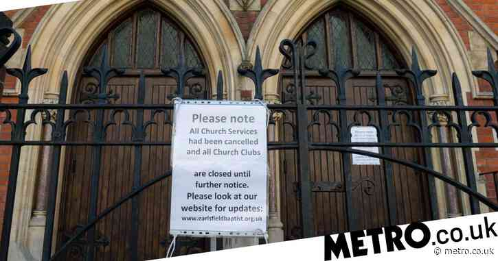 All Church of England buildings closed to stop spread of coronavirus