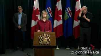 Alberta announces second death from COVID-19