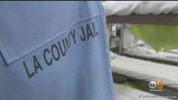 LA County Releases 1,700 Inmates To Lessen Jail Population Amid Coronavirus Pandemic