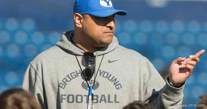 Kalani Sitake is 'not worried about football' at the moment, instead focusing on the safety of his athletes