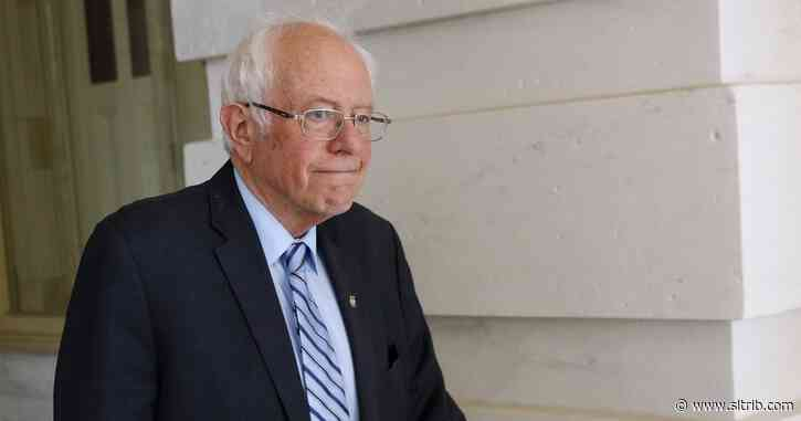 Bernie Sanders is awarded 16 of Utah's 29 Democratic delegates