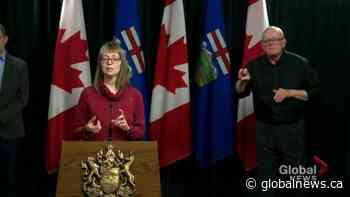 Shift in COVID-19 testing protocols could lead to better understanding of situation in Alberta