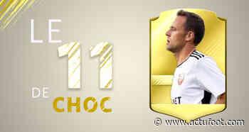 Le Onze de choc de ... Mathieu Samson (FC Guichen) ! - Actufoot