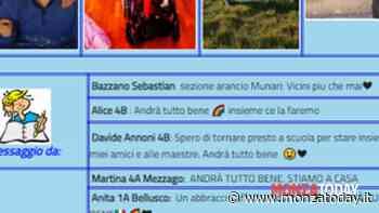 L'I.C. Bellusco Mezzago lancia il suo messaggio di speranza - Monza Today
