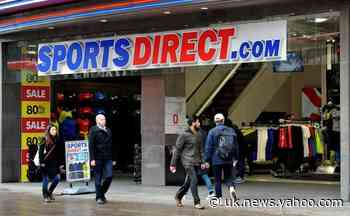 Sports Direct hikes prices by up to 50 per cent after U-turn on store closures, memo shows