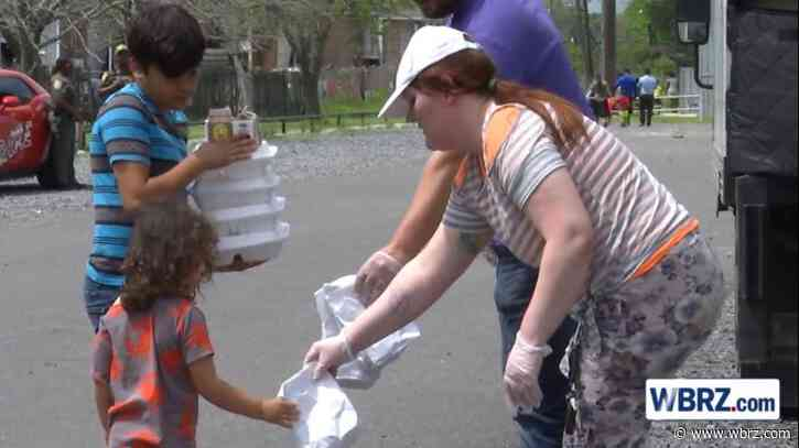 Organization delivering meals to kids out of school amid outbreak