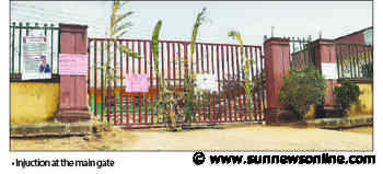 Trouble in the city: Community, staff shut Uyo poly - Daily Sun