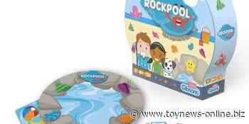 Gibsons launches family game Rockpool to encourage ocean and beach conservation - Toy News