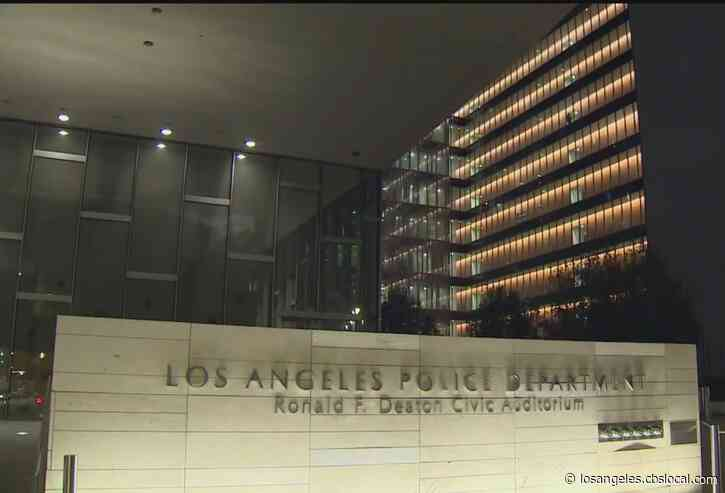 3 LAPD Employees Test Positive For Coronavirus, Bringing Total To 12