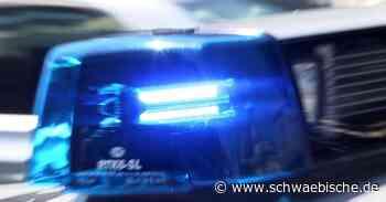 Landstraße nach Unfall zwischen Essingen und Heubach gesperrt - Schwäbische