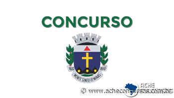 Concurso Prefeitura de Monte Santo de Minas-MG 2020 - Ache Concursos