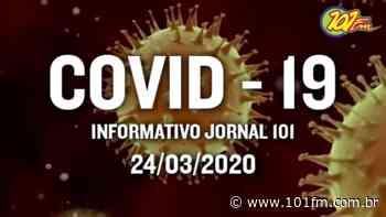 Jaboticabal sobe para 33 casos notificados, sendo três confirmados do novo coronavírus - Rádio 101FM