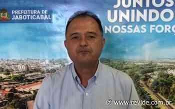 Em vídeo, prefeito de Jaboticabal critica comércio e pessoas que não estão respeitando o decreto de prevenção à covid-19 - Revide