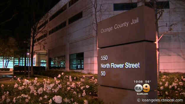 First Orange County Inmate Tests Positive For Coronavirus