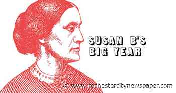 Susan B.'s Big Year