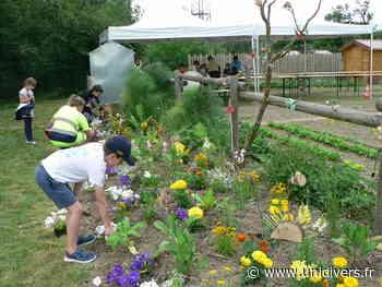 Ateliers scolaires La roseraie de Saint-Galmier 5 juin 2020 - Unidivers