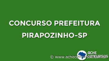 Prefeitura de Pirapozinho-SP abre concurso para cadastro de reserva - Ache Concursos