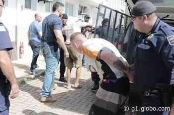 Presos recapturados em Porto Feliz perdem regime semiaberto, e mais de 150 dos fugitivos continuam nas ruas - G1