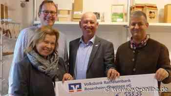 Hilfe für Wendelstein Werkstätten | Rosenheim Land - Oberbayerisches Volksblatt