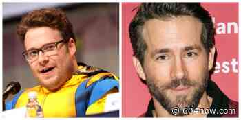 Ryan Reynolds and Seth Rogen Urge Public to Stay Home - 604 Now