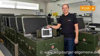 Medizintechnik: Geräte aus Kaufering sind in der Corona-Krise gefragt - Augsburger Allgemeine