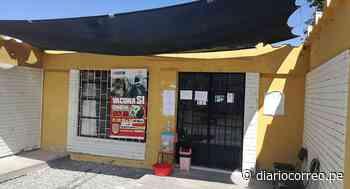 Posta de salud cerrada en poblado de Cocachacra - Diario Correo