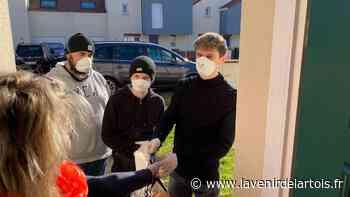 Vitry-en-Artois : Trois copains lancent un mouvement d'entraide - L'Avenir de l'Artois