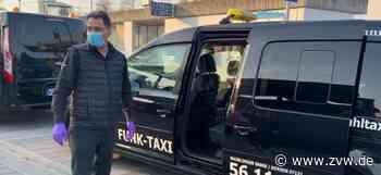 Kernen/Waiblingen - Wie ein Taxifahrer mit der Corona-Krise umgeht - Zeitungsverlag Waiblingen