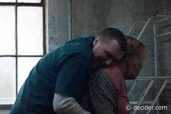 Steamy & Streamy: This 'Escape At Dannemora' Sex Scene Finds Two A-Listers Getting Busy In The Back Room - Decider