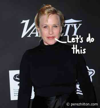 Coronavirus Has Inspired Patricia Arquette To Quit Smoking 'Cold Turkey' — & She Wants - PerezHilton.com