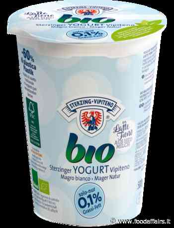 Nuovo packaging eco friendly per i bioYogurt 500g Latteria Vipiteno - Food Affairs