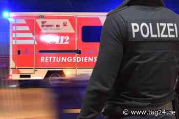 Straßenbahn-Unfall bei Bensheim: Junger Mann schwer verletzt - TAG24