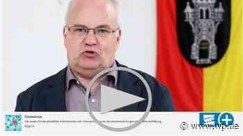 Corona: Videoappell von Martin Wächter – Liveticker Menden - WP News