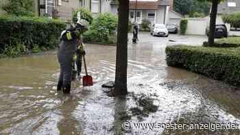 Häuser in Wohnsiedlung Werl sollen vor Schlamm geschützt werden   Werl - Soester Anzeiger