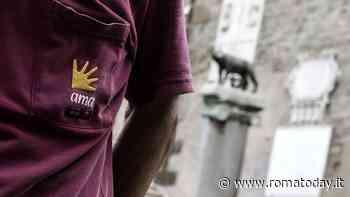 Coronavirus, lo sciopero simbolico di Usb: in Ama lavoratori fermi per un minuto