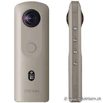 Ricoh Theta SC2 for Business: 360-Grad-Aufnahmen leicht gemacht - fotointern.ch