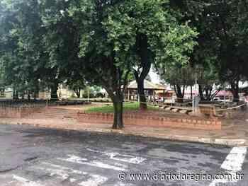 Prefeitura lacra praça frequentada por idosos em Tanabi - Diário da Região